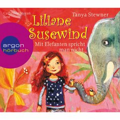 Mit Elefanten spricht man nicht! / Liliane Susewind Bd.1 (MP3-Download) - Stewner, Tanya