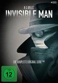 H.G. Wells' Invisible Man - Die komplette Original-Serie DVD-Box
