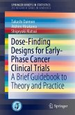 Dose-Finding Designs for Early-Phase Cancer Clinical Trials: A Brief Guidebook to Theory and Practice