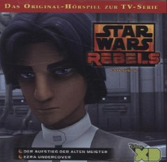 Star Wars Rebels - Folge 2, 2 Audio-CDs