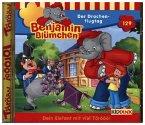 Der Drachen-Flugtag / Benjamin Blümchen Bd.129 (1 Audio-CD)