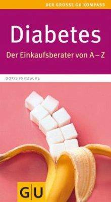 Diabetes (Mängelexemplar) - Fritzsche, Doris