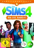 Die Sims 4: An die Arbeit (PC+Mac) (Add-On)