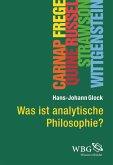 Was ist analytische Philosophie (eBook, PDF)