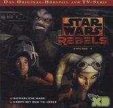 Star Wars Rebels - Folge 1, 2 Audio-CDs