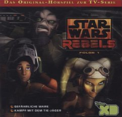 Star Wars Rebels - Folge 1, 2 Audio-CDs