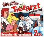 Bibi & Tina - 2er CD-Box Tierarzt-Special, 2 Audio-CD