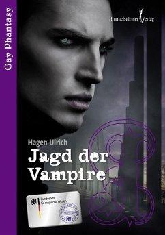 Jagd der Vampire / Gay Phantasy Bd.3 (eBook, ePUB) - Ulrich, Hagen