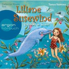 Delphine in Seenot / Liliane Susewind Bd.3 (MP3-Download) - Stewner, Tanya