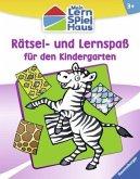 Rätsel- und Lernspaß für den Kindergarten (Mängelexemplar)
