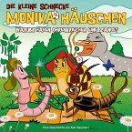 Die kleine Schnecke Monika Häuschen - Warum haben Ohrenkriecher eine Zange?, 1 Audio-CD / Die kleine Schnecke, Monika Häuschen, Audio-CDs Tl.41
