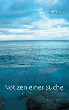 Notizen einer Suche (eBook, ePUB)