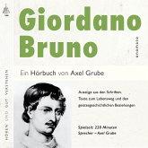 Giordano Bruno. Eine biografische Anthologie. (MP3-Download)