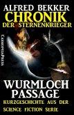 Wurmloch-Passage / Chronik der Sternenkrieger (eBook, ePUB)