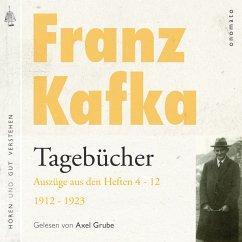 Franz Kafka − Tagebücher (MP3-Download) - Kafka, Franz