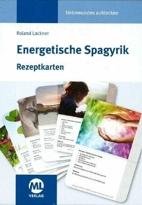 Energetische Spagyrik, Rezeptkarten