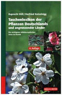 Taschenlexikon der Pflanzen Deutschlands und an...