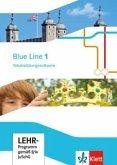 5. Schuljahr, Vokabelübungssoftware, CD-ROM / Blue Line, Ausgabe 2014 Bd.1