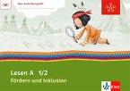 Mein Indianerheft. Lesen A. Fördern und Inklusion. Arbeitsheft 1. und 2. Schuljahr