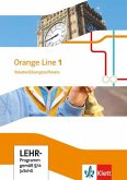 5. Klasse, Vokabelübungssoftware, CD-ROM / Orange Line, Ausgabe 2014 Bd.1