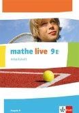 mathe live. Arbeitsheft mit Lösungsheft 9. Schuljahr. Ausgabe N