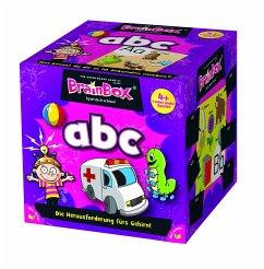 Carletto 2094920 - Brain Box Mein erstes ABC, Lernspiel, Denkspiel, Gedächtnisspiel, Konzentrationsspiel