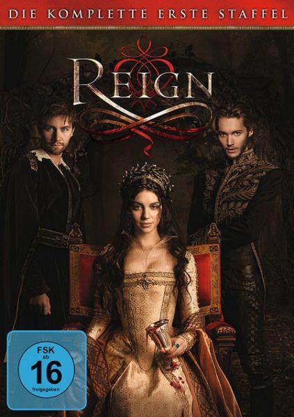 Reign Staffel 2 Dvd