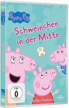 Peppa Pig - Schweinchen in der Mitte