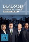 Criminal Intent - Season 4.1 DVD-Box