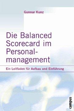 Die Balanced Scorecard im Personalmanagement (eBook, PDF)