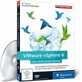 VMware vSphere 6, 1 DVD-ROM