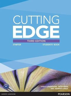 Cutting Edge Starter New Edition Students' Book and DVD Pack - Crace, Araminta; Cunningham, Sarah; Moor, Peter