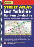 Philip's Street Atlas East Yorkshire and Northern Lincolnshire