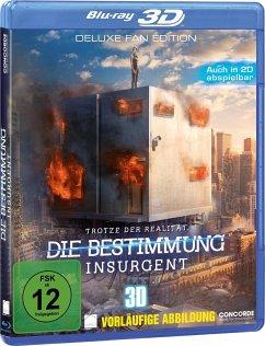 Vorschaubild von Die Bestimmung - Insurgent (Blu-ray 3D, + Blu-ray 2D)