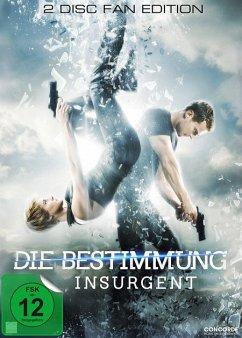 Die Bestimmung - Insurgent - 2 Disc DVD - Woodley,Shailene/James,Theo