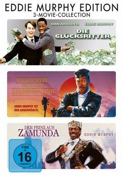 Eddie Murphy Edition: 3-Movie-Collection (3 Discs)