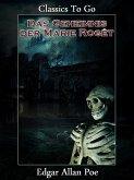 Das Geheimnis der Marie Rogêt (eBook, ePUB)
