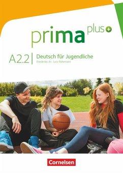 prima plus A2: Band 2 Schülerbuch - Jin, Friederike; Rohrmann, Lutz