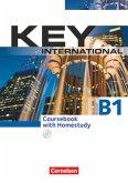 Key - Internationale Ausgabe B1. Kursbuch mit CDs