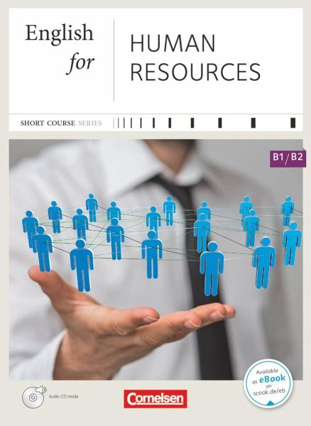 English for Special Purposes B1-B2. English for Human Resources - Pledger, Patricia