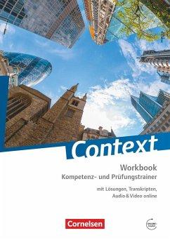 Context: Kompetenz- und Prüfungstrainer. Workbook mit Online-Materialien - Hohwiller, Peter; Maloney, Paul; Marzinzik, Markus; Ringel-Eichinger, Angela