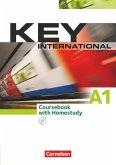 Key - Internationale Ausgabe A1. Kursbuch mit CDs