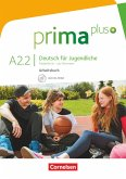 prima plus A2: Band 2 Arbeitsbuch mit CD-ROM