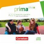Audio-CD zum Schülerbuch / Prima plus - Deutsch für Jugendliche Bd.A2.2
