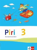 Piri Das Sprach-Lese-Buch. Schülerbuch 3. Schuljahr