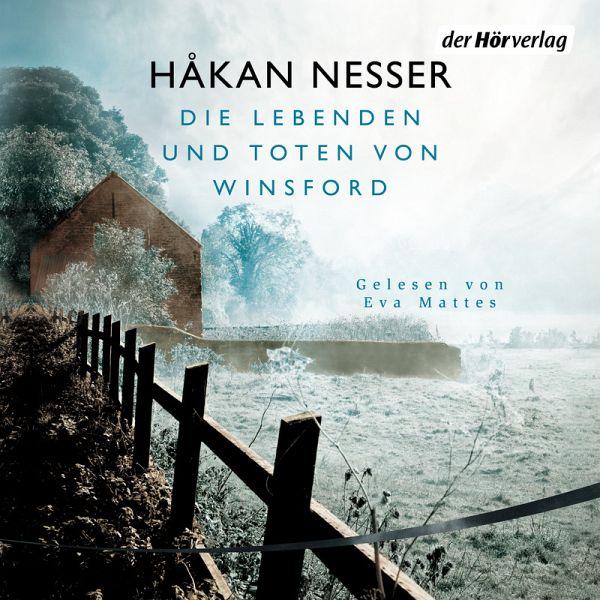 Die Lebenden und Toten von Winsford (MP3-Download) - Nesser, Håkan