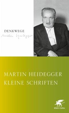 Aus der Erfahrung des Denkens (eBook, PDF) - Heidegger, Martin