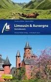Limousin & Auvergne Reiseführer Michael Müller Verlag (eBook, ePUB)