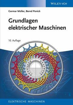 Grundlagen elektrischer Maschinen (eBook, ePUB) - Müller, Germar; Ponick, Bernd