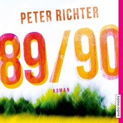 89/90 (MP3-Download) - Richter, Peter